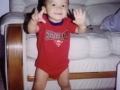 Adrian as Superbaby